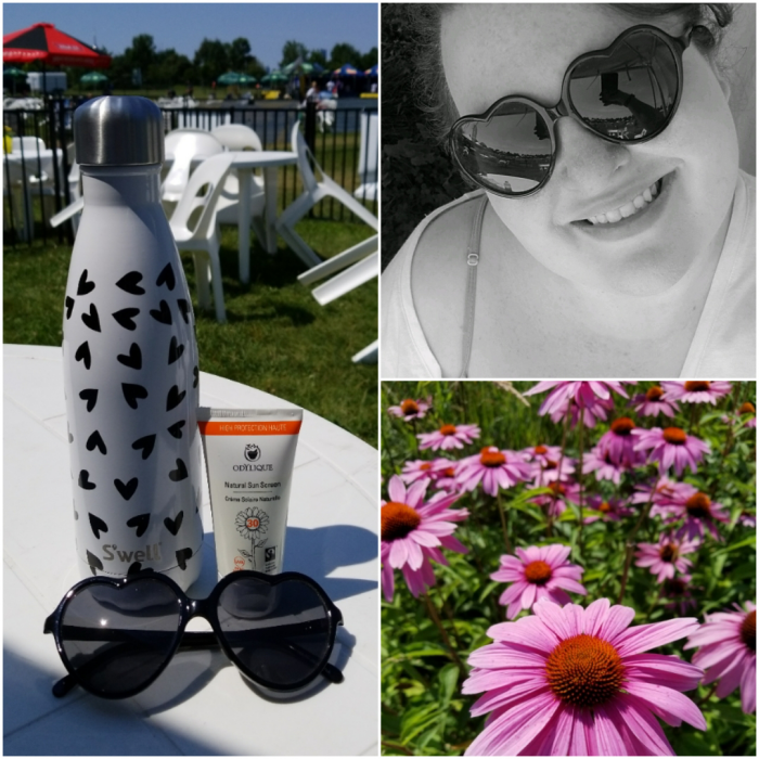 bbloggers, bbloggersca, canadian beauty bloggers, toronto, beaches, jazz festival, jazz fest, 2017, woodbine park, two oceans, wine, music, vip tent, food, stage, parking, chairs, first time, toronto blogger, essentials, odylique sunscreen