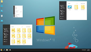Download skinpack windows 11 terbaru
