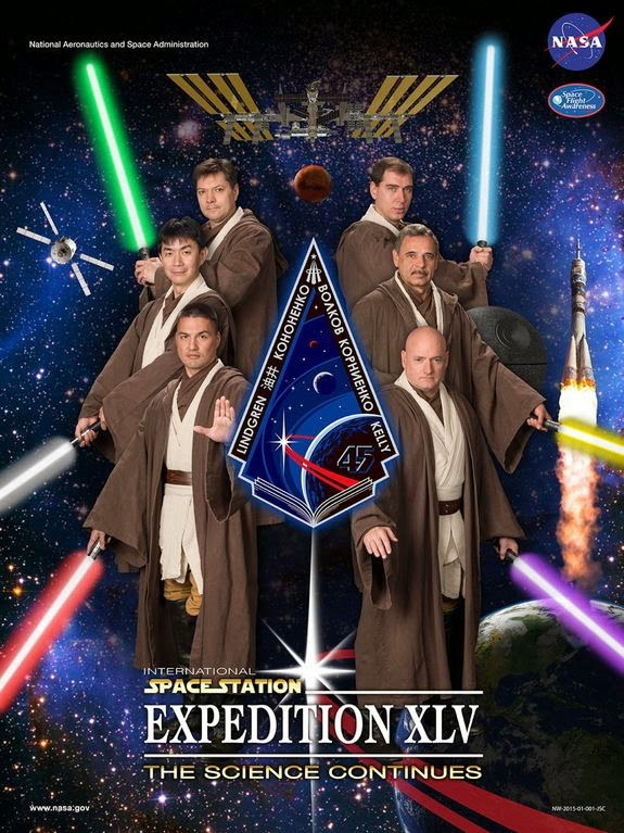 nasa star wars
