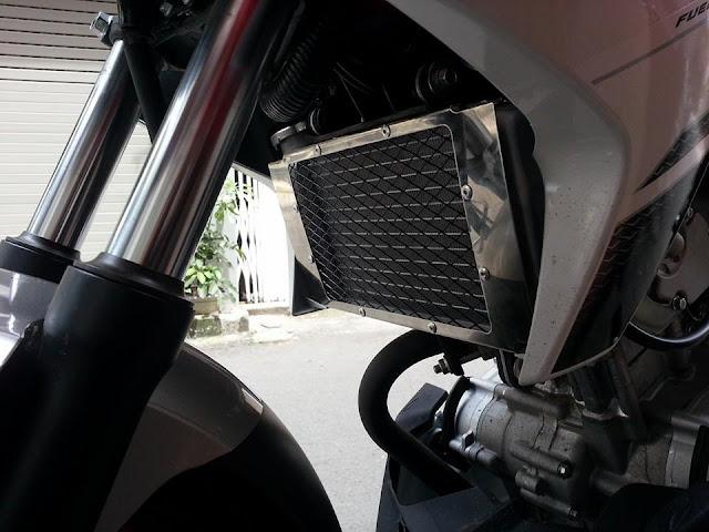 Các phương pháp làm mát động cơ xe máy và bảo dưỡng