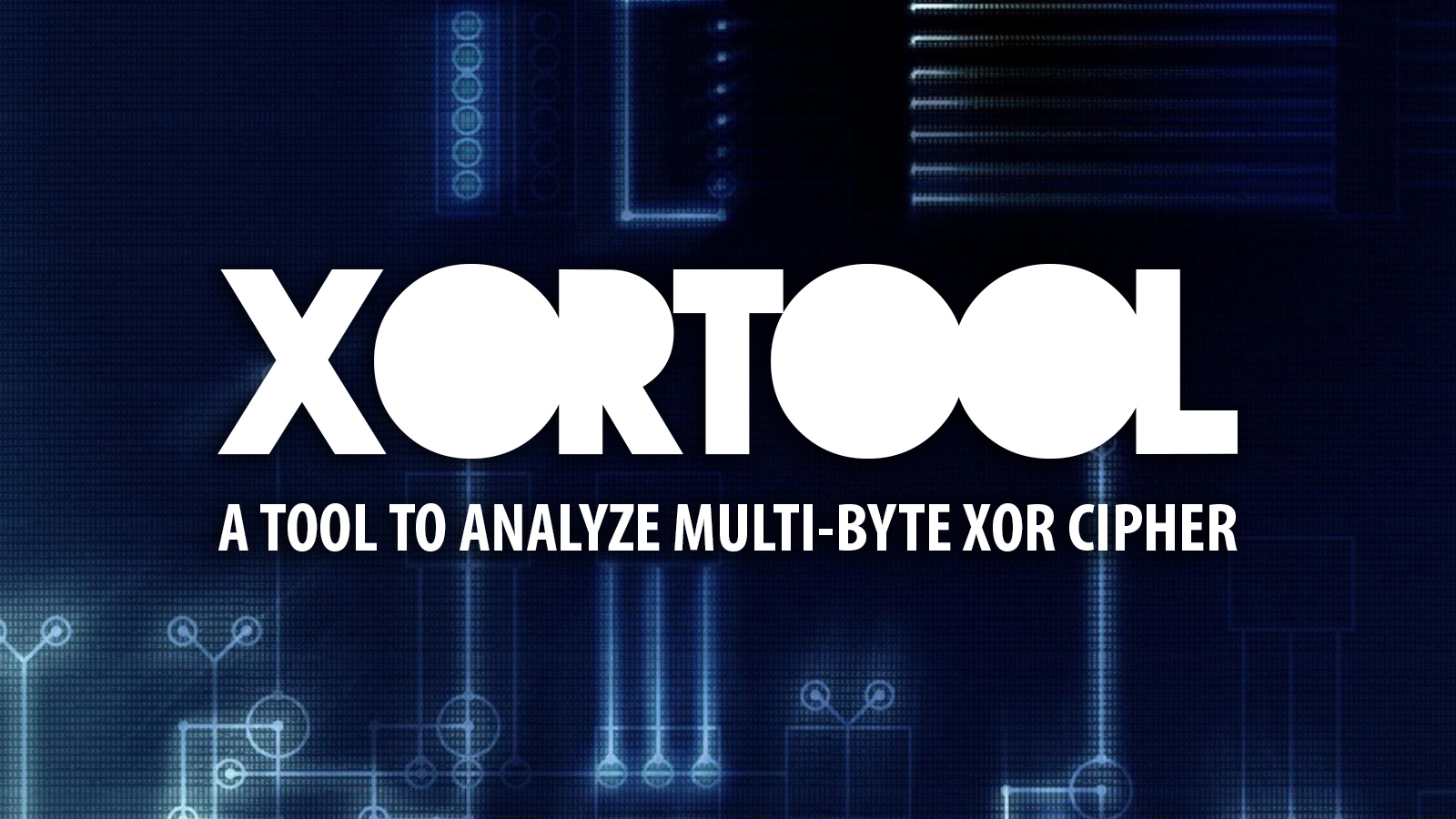 Xortool Multi-byte XOR Cipher Analyzer