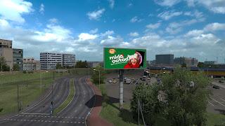 ets 2 real advertisements v1.3 screenshots, estonia 1