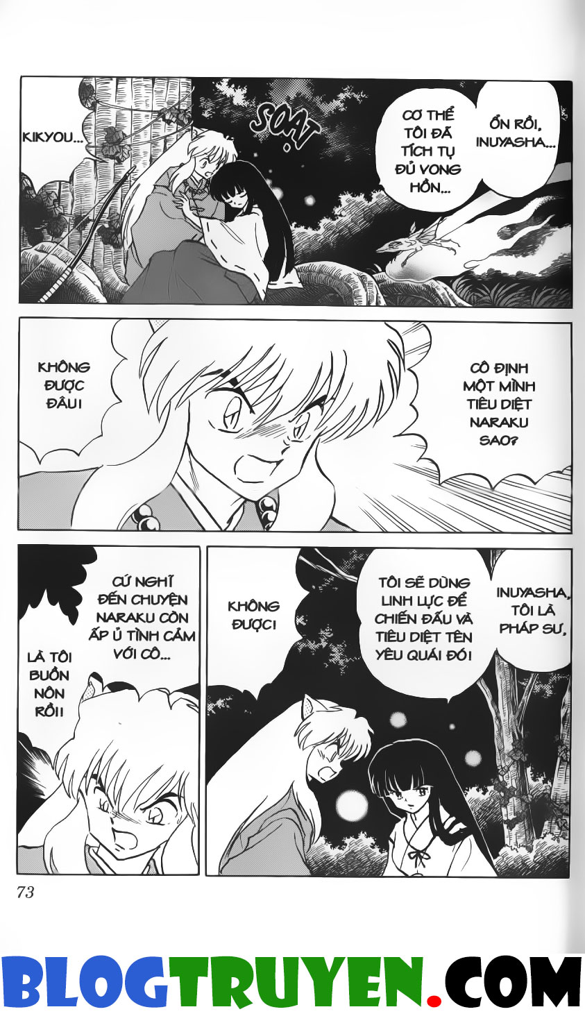 Inuyasha vol 18.4 trang 16