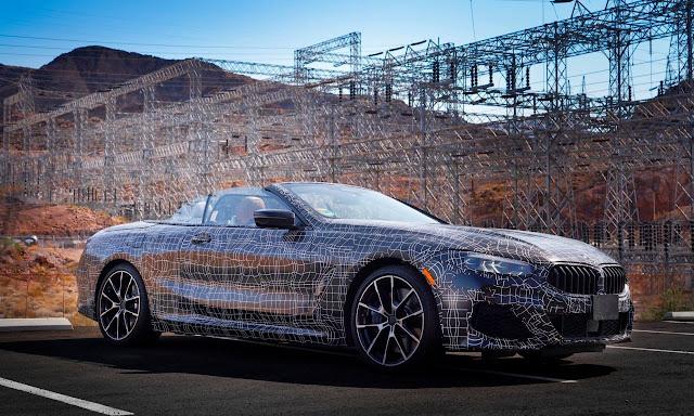 BMW Serie 8 convertible, llegará pronto