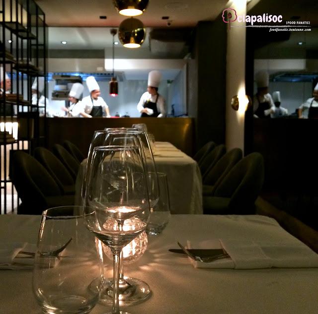 Inside FOO'D By Chef Davide Oldani