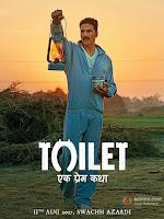 Toilet Ek Prem Katha 2017 Full Movie [Hindi-DD5.1] 720p BluRay ESubs Download