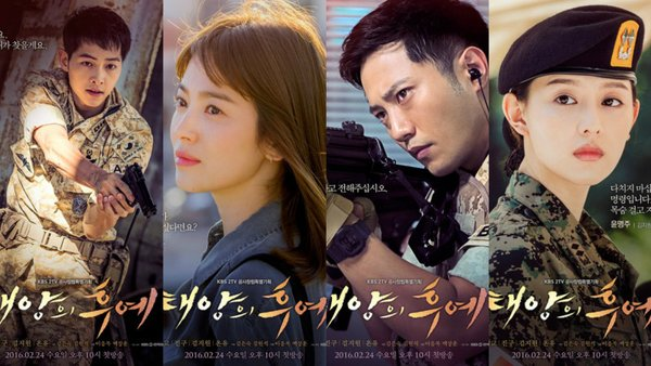 Résultats de recherche d'images pour « descendants of the sun wallpaper »