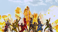 The Zyuohgers and Ninningers