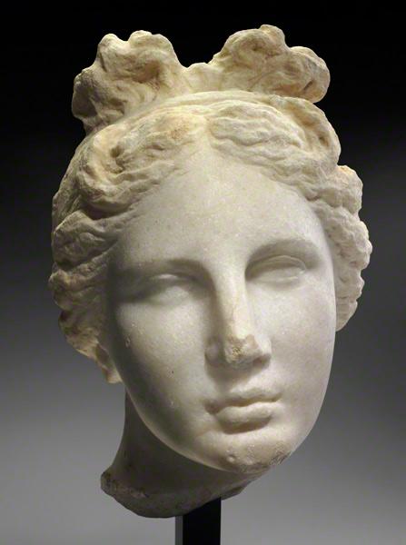 Bensozia Aphrodite At The Getty