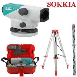 Bộ máy thủy bình SOKKIA B40