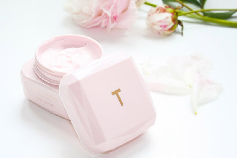 ted baker a touch of luxury pink whipped body souffle