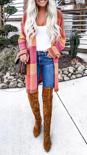 Cute winter Dressing Style For Female