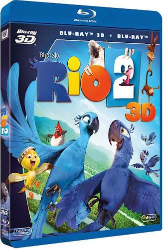 Rio 3D SBS Latino