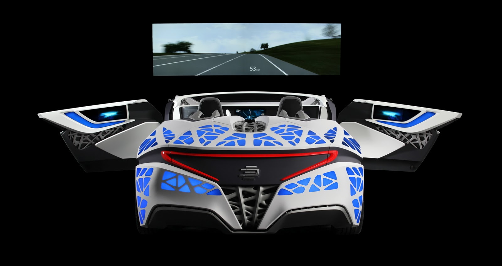 EDAG Soulmate Concept tạo hình từ công nghệ in 3D