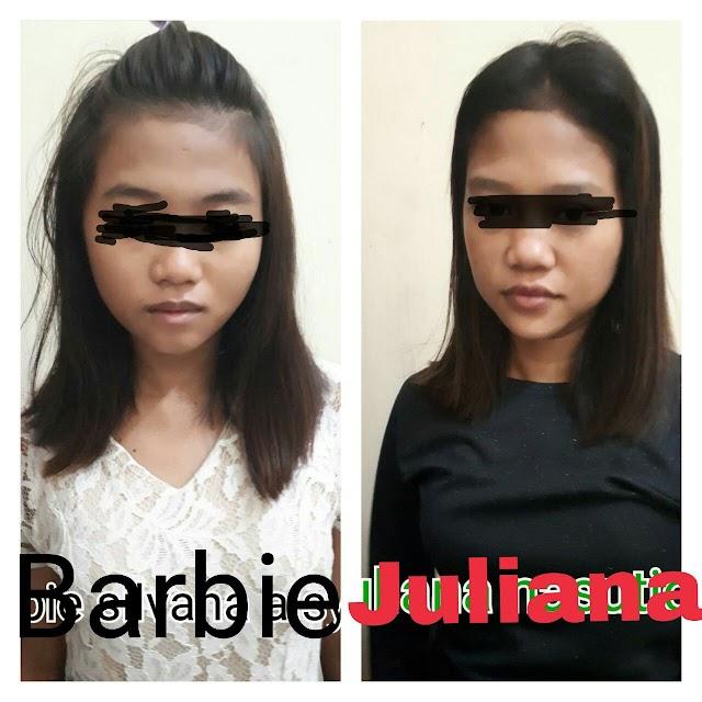 Dua Gadis Remaja Dicokok Polisi Karena Menipu