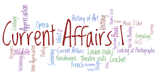 Top Current Affairs For 25 April 2019