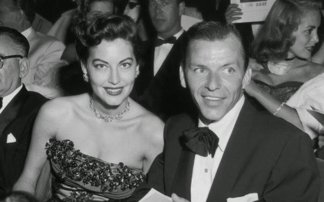 Frank Sinatra Ava Gardner affair romance