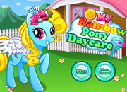 My Rainbow Pony Daycare