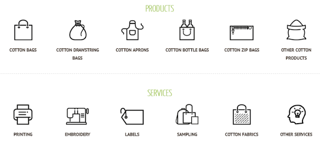 reputable bespoke cotton products designer and manufacturer