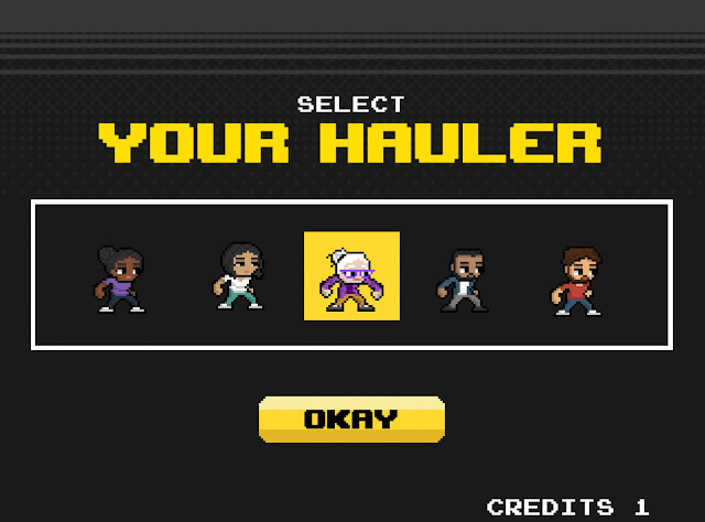 Haul or Nothing: No Frills Gets Animated with Video Game Launch