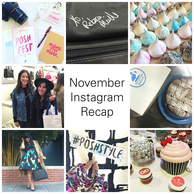 November Instagram Recap @willbakeforshoes