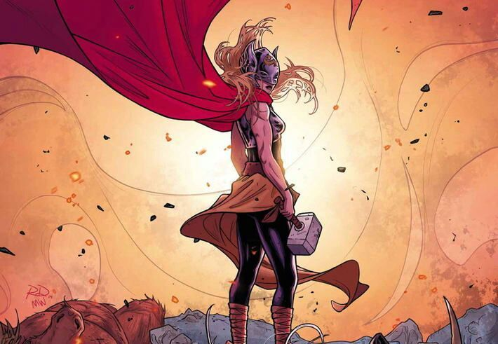 Marvel Teases The Death Of Thor In Legacy Issue.