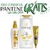 Amostras Grátis - Shampoo, Condicionador e Ampola Pantene