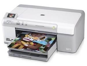 HP Photosmart D5460