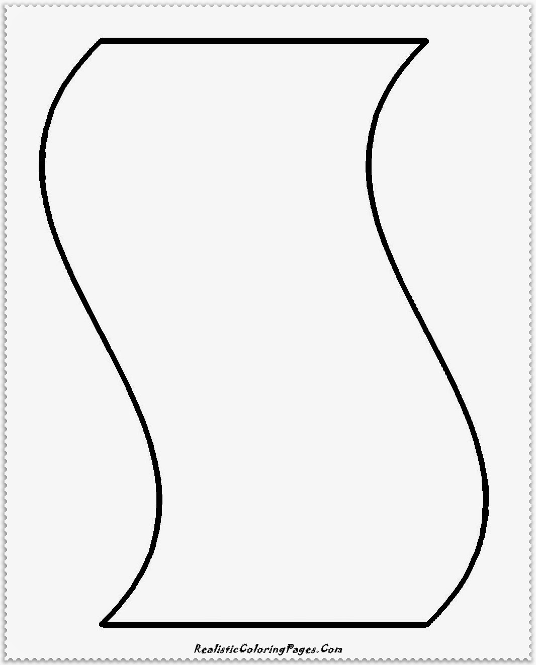 simple dancing flag coloring pages