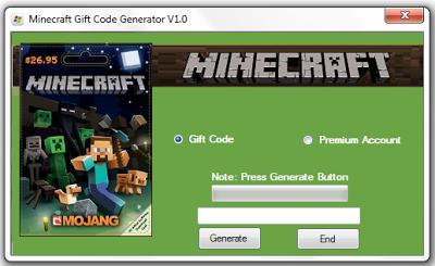 Free minecraft premium account gift codes | Free Minecraft
