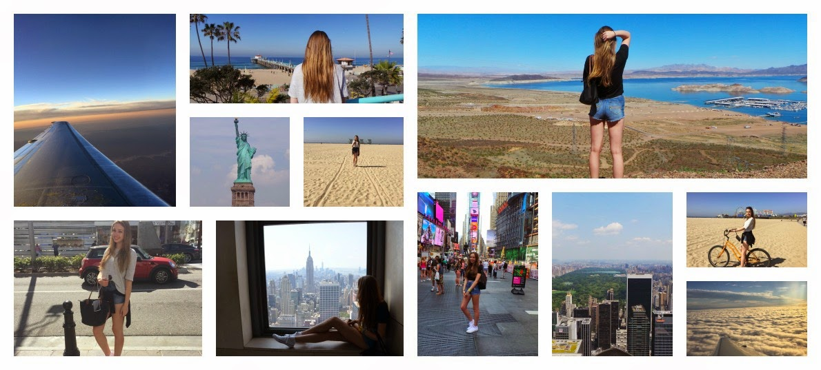 My Year in the USA 2014/15