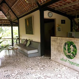 Review Ubud Tropical, Bali: Harga, Kenyamanan dan Keamanan Hostel