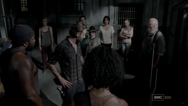 The Walking Dead 3x09 - The suicide King - Review