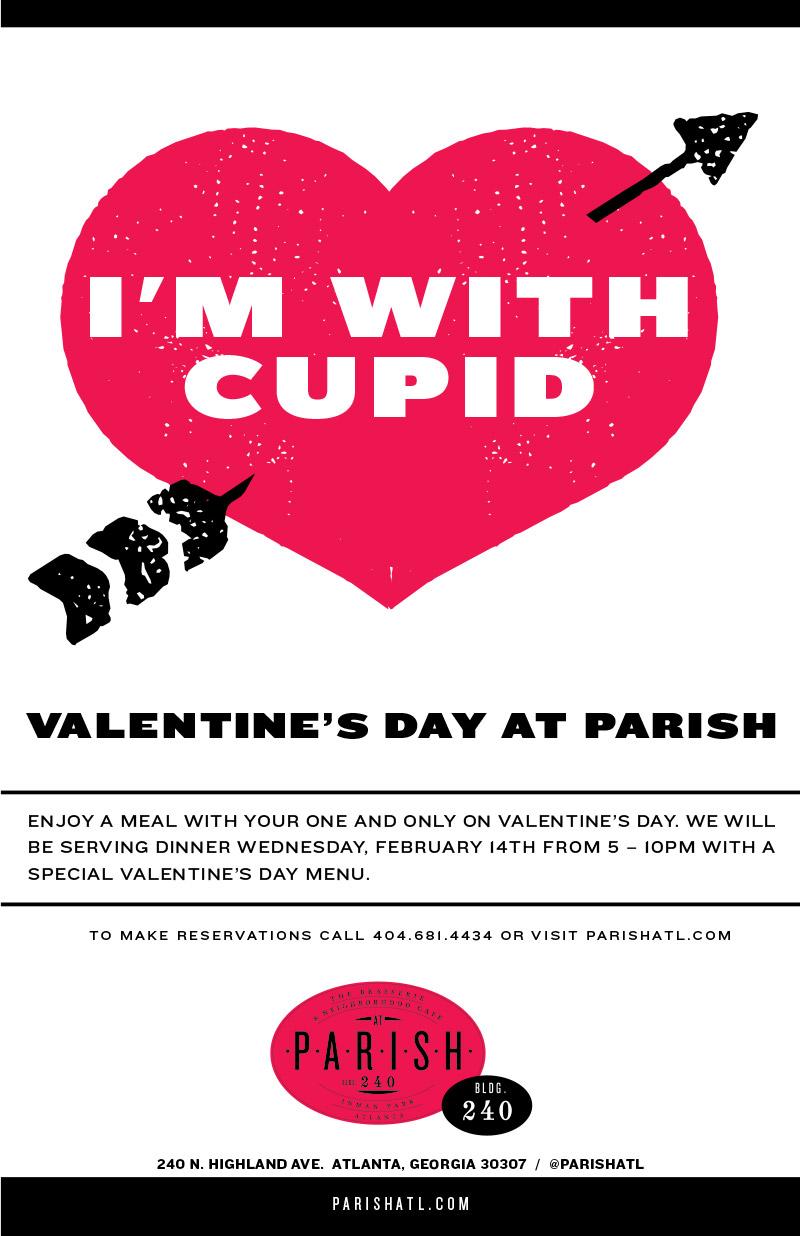One Midtown Kitchen Valentine S Day Menu