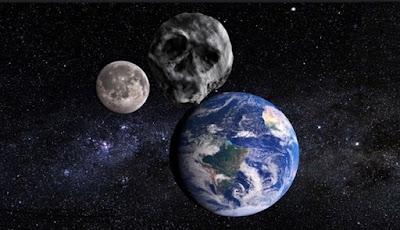 Asteroid Berbentuk Tengkorak Ini Sempat Hebohkan Perayaan Halloween