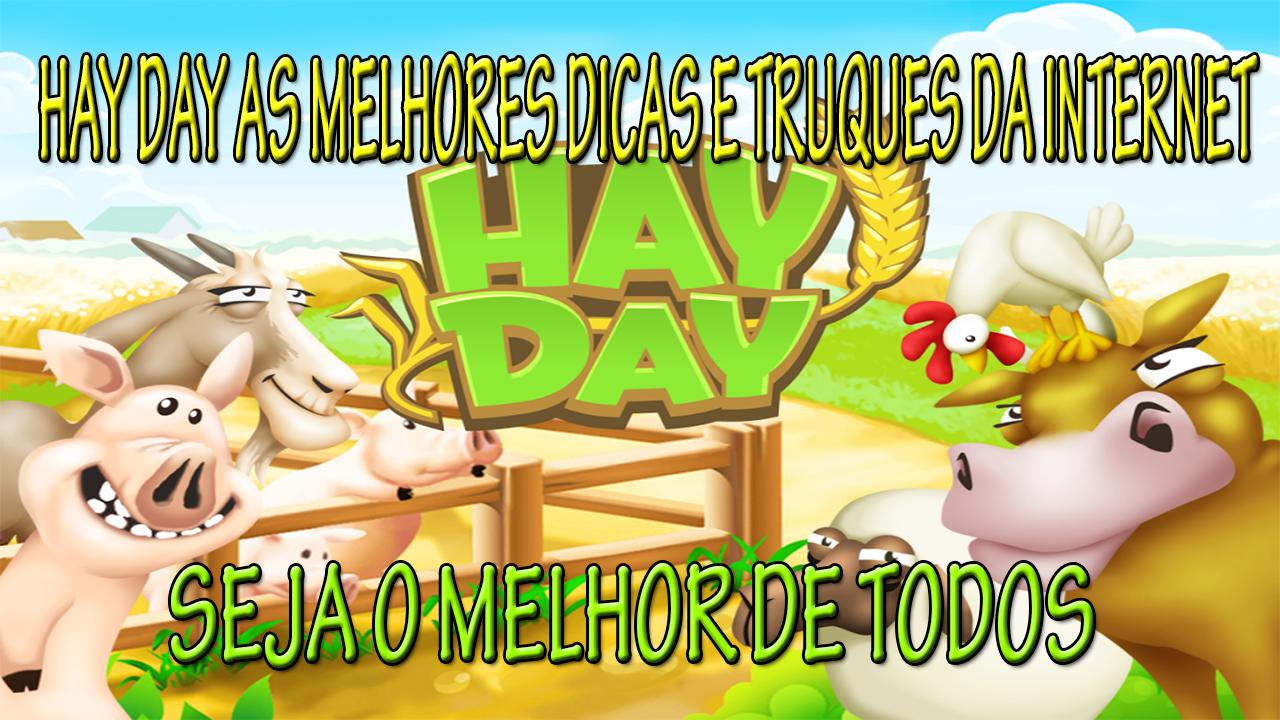 As Melhores Dicas Do Hay Day Da Internet