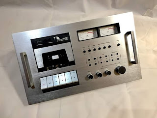LAPAK BARANG JADUL : Nakamichi 600 -  2 Head Cassette Console. Made in Japan.