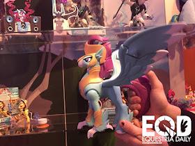 New Pony Movie Character Revealed - Stratus Skyranger: Hippogryph Guard Guardians of Harmony