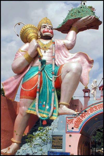Hanuman Image allfreshwallpaper
