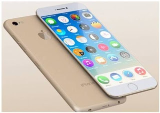 iPhone 7 smartphone