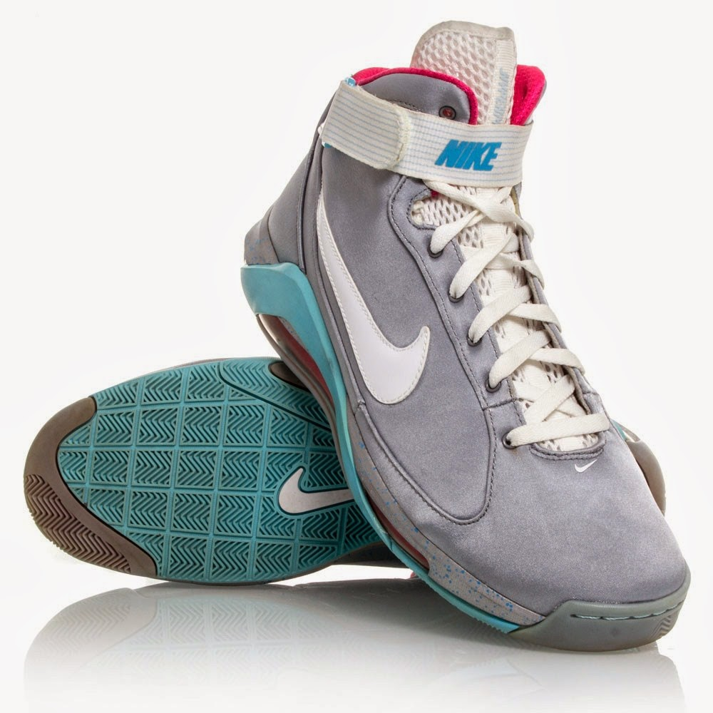 1c93c03bf55f The Nike Hypermax NFW Back to the Future