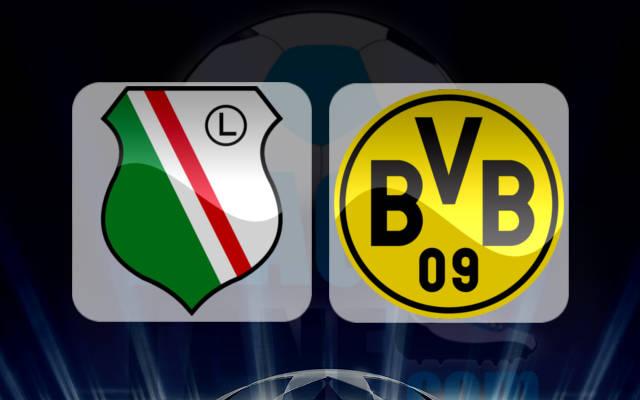 ONLINE PRENOS: Legia - Dortmund uživo gledanje preko interneta