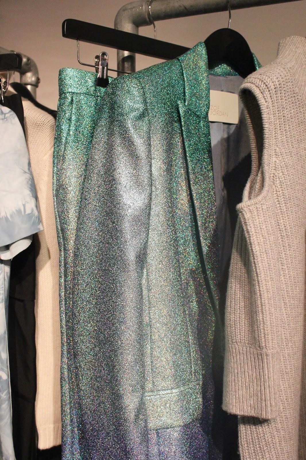 Georgie Minter-Brown, actress, blogger, london fashion week, designer showrooms, designer, clothes, fashion, zoe jordan