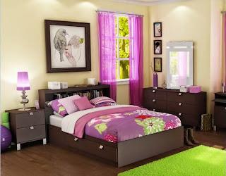 Decoracion De Habitaciones Juveniles Adolescentes Escoger Colores - Decoracion-de-habitacion-juvenil