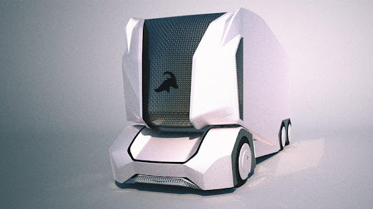 This Driverless Electric Pod could be the Delivery Guy of the Future