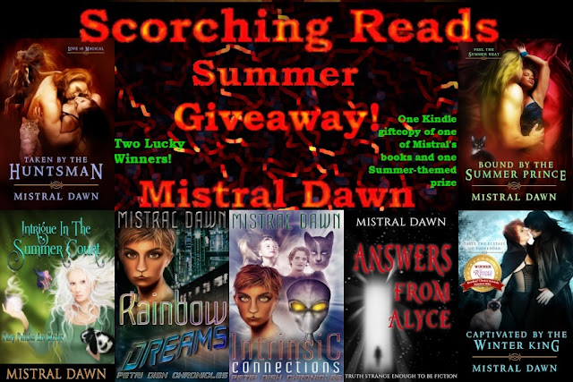 Scorching #Reads #Summer #Giveaway! $100 #Cash #Grand #Prize! #Free To #Enter!