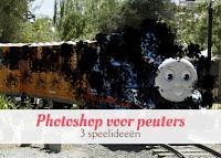 Photoshop voor peuters - 3 speelideeen