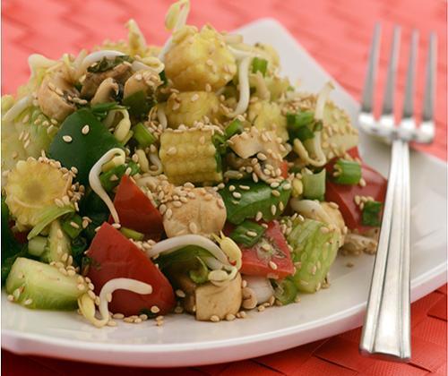 http://www.indianlazizkhana.com/2016/07/Babycorn-Mashroom-Salad-Recipe.html