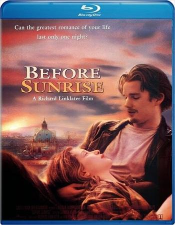 Before Sunrise 1995 English 480p BRRip 300MB ESubs