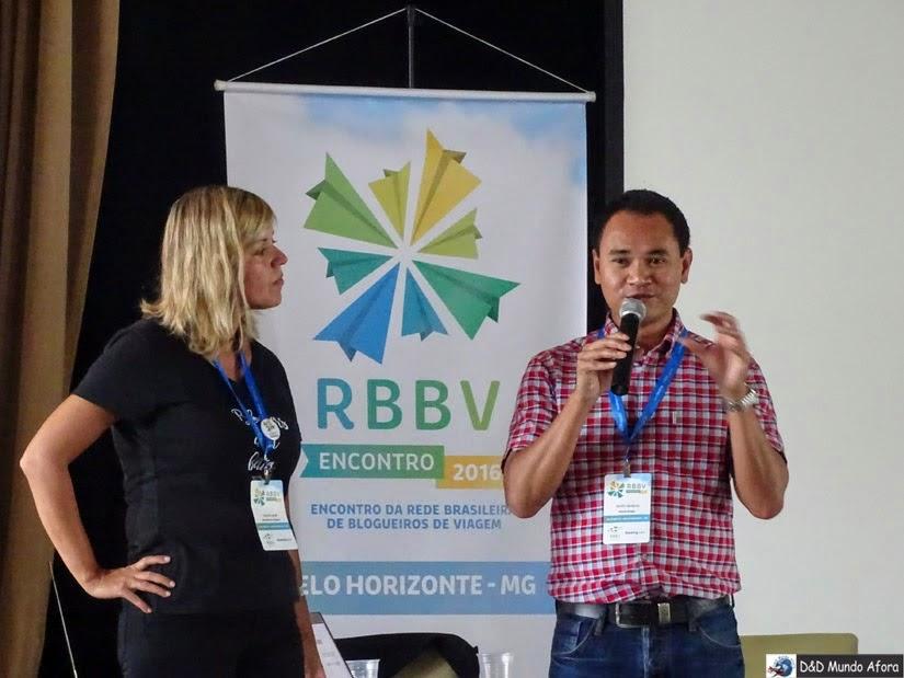 Encontro da RBBV em Belo Horizonte
